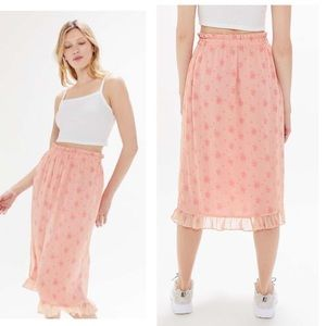 Urban outfitters midi skirt size M